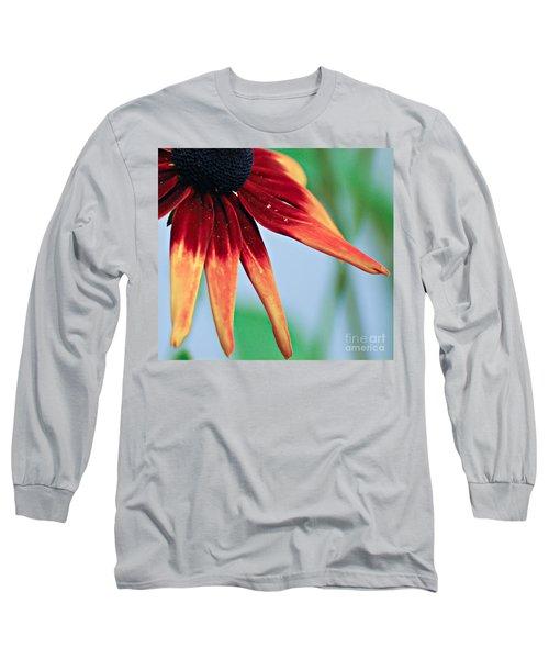 Velvet Petals Long Sleeve T-Shirt by Kerri Farley