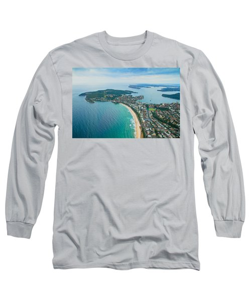 View Long Sleeve T-Shirt by Miroslava Jurcik