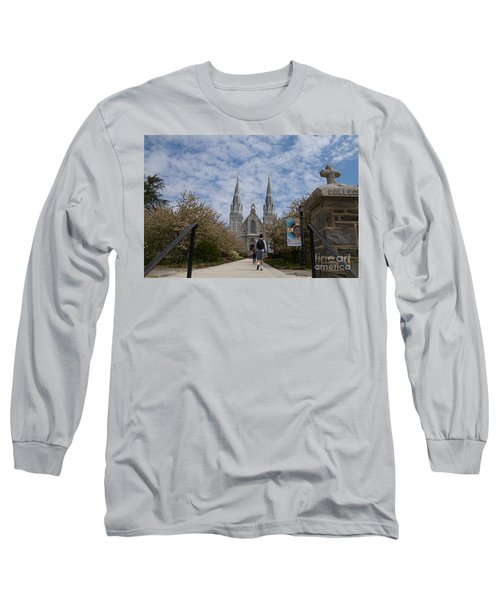 Villanova College Long Sleeve T-Shirt