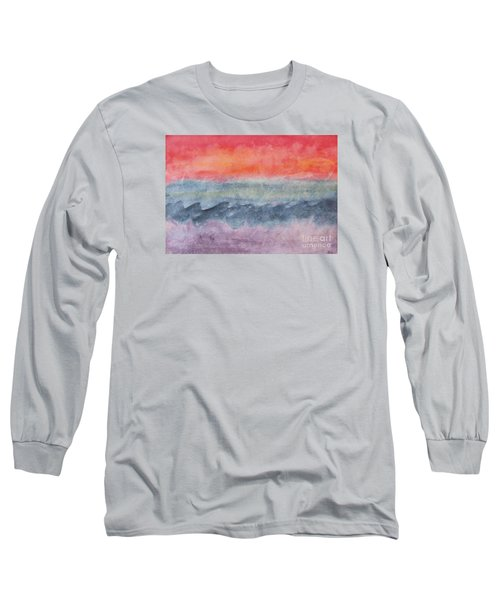Voyage Long Sleeve T-Shirt by Susan  Dimitrakopoulos