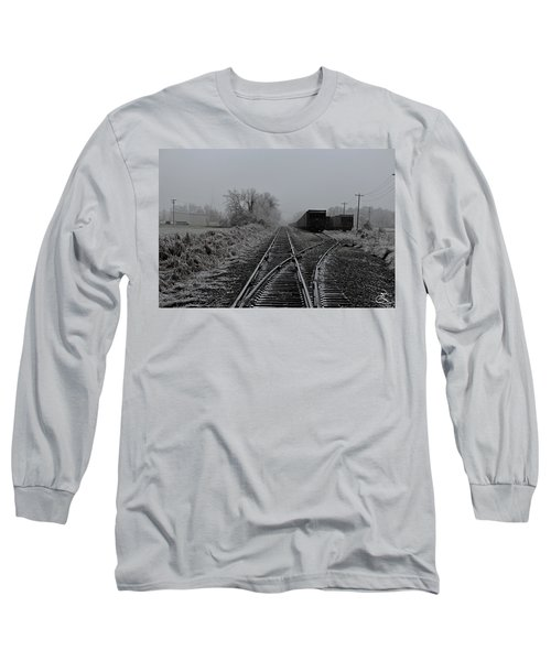 Waiting On The Side Long Sleeve T-Shirt