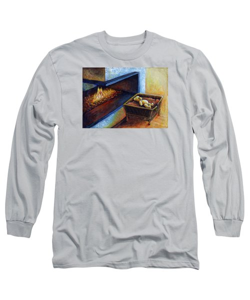 Waiting To Be Loved Long Sleeve T-Shirt