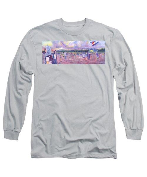Wakarusa Gogol Bordello Long Sleeve T-Shirt
