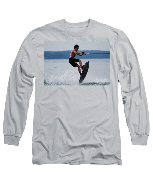 Wakeboarder Long Sleeve T-Shirt