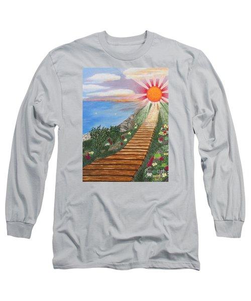 Waking Up Love Long Sleeve T-Shirt