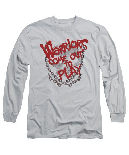Warriors - Come Out And Play Long Sleeve T-Shirt