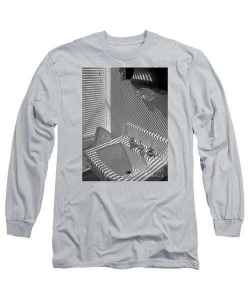 Wash Please Long Sleeve T-Shirt by Ann Horn