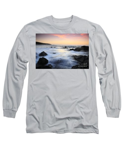 Water And The Sunset Long Sleeve T-Shirt