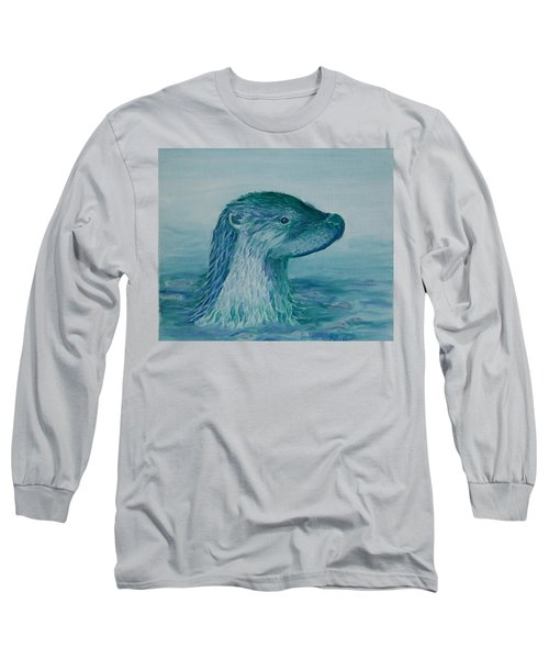 Prince Of The Water Long Sleeve T-Shirt