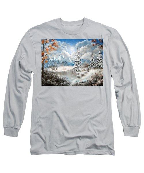 We Lost The Road Long Sleeve T-Shirt