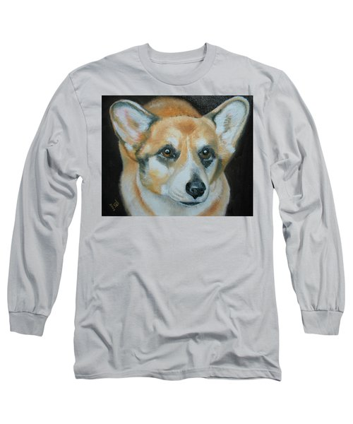 Welsh Corgi Long Sleeve T-Shirt