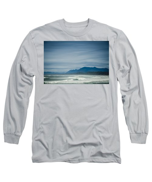 West Coast Exposure  Long Sleeve T-Shirt by Roxy Hurtubise
