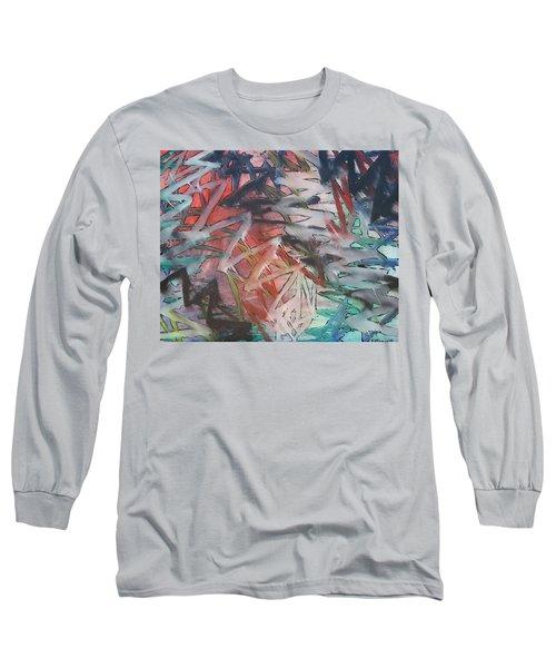 Wham Pow Long Sleeve T-Shirt