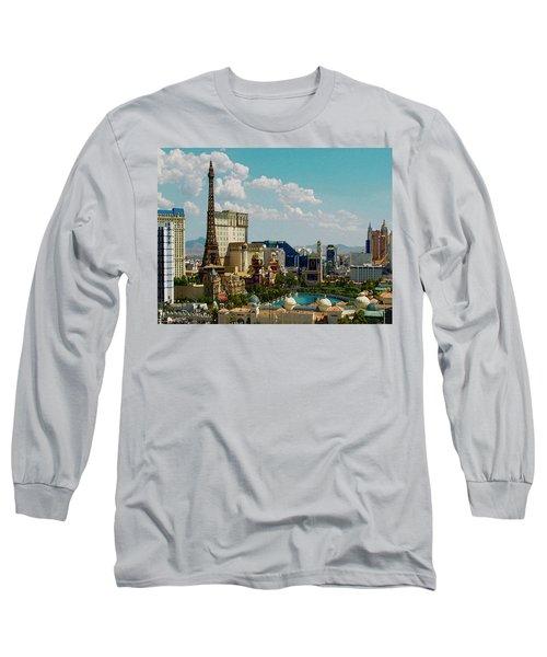 What Happens Long Sleeve T-Shirt