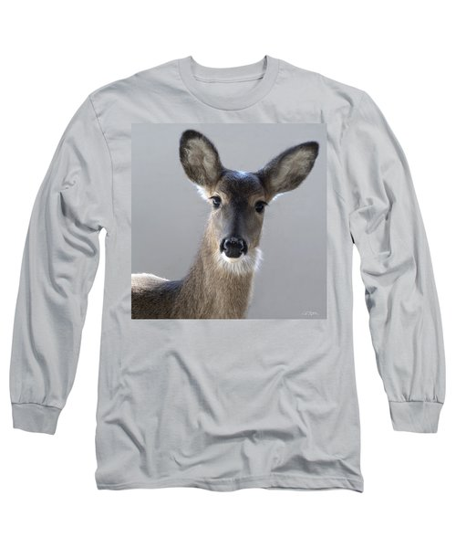 What Is Up With Mike? Long Sleeve T-Shirt by Bill Stephens