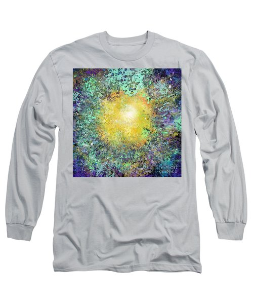 What Kind Of Sun Vii Long Sleeve T-Shirt by Carol Jacobs