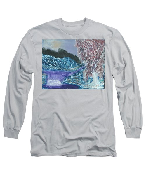 Where Are We Long Sleeve T-Shirt