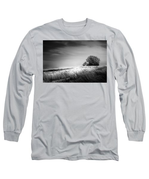 Where The Wild Winds Blow Long Sleeve T-Shirt