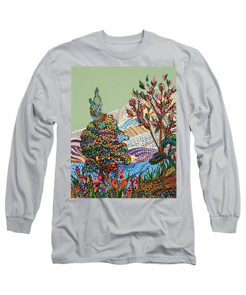 White Hills Long Sleeve T-Shirt