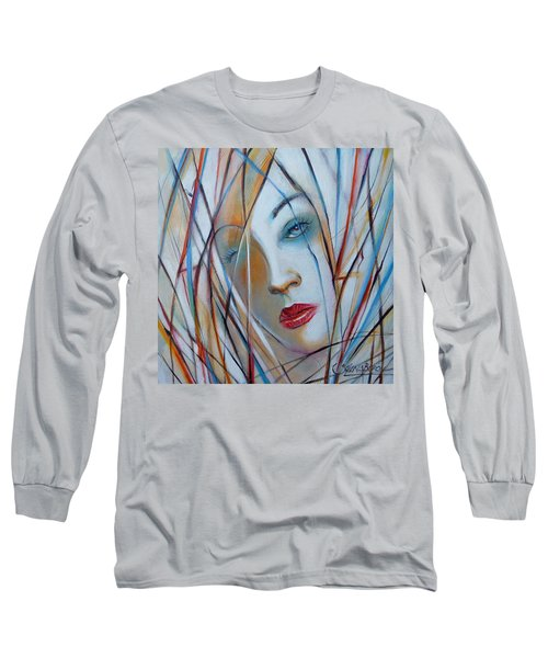 White Nostalgia 010310 Long Sleeve T-Shirt