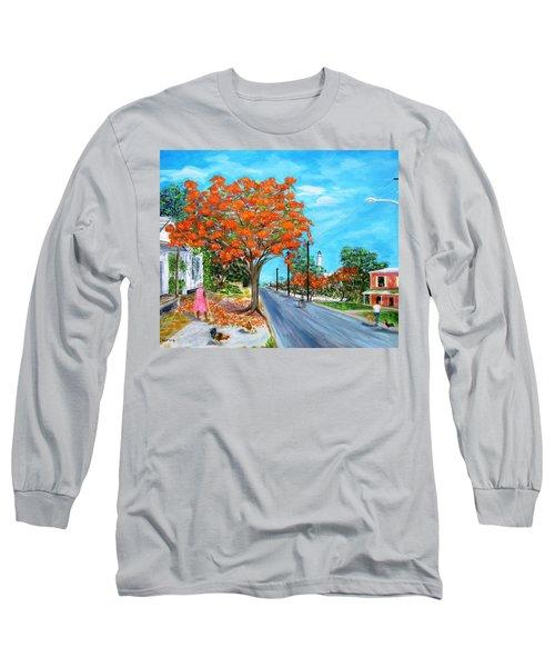 Whitehead Street Long Sleeve T-Shirt