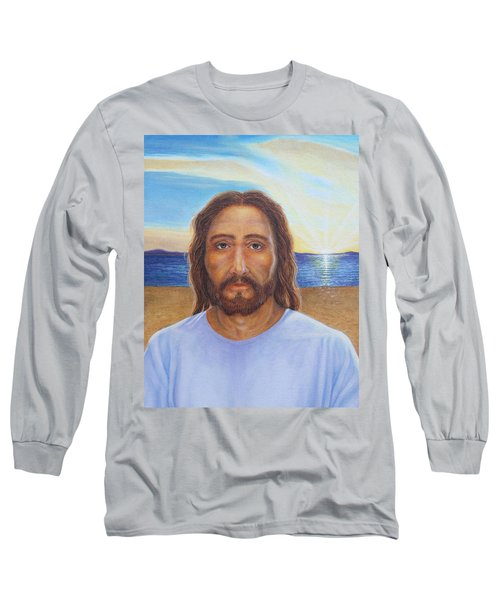 Will You Follow Me - Jesus Long Sleeve T-Shirt
