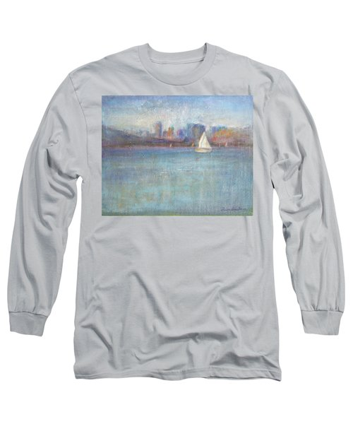 Wind In My Sails Long Sleeve T-Shirt