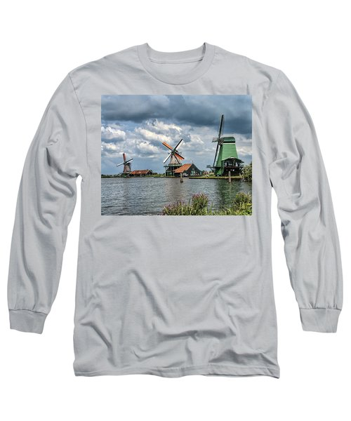Windmill Trio Long Sleeve T-Shirt
