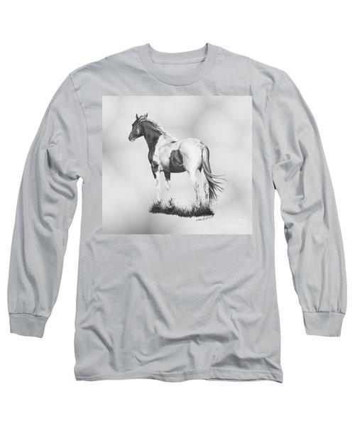 Winds Of Change Long Sleeve T-Shirt by Marianne NANA Betts
