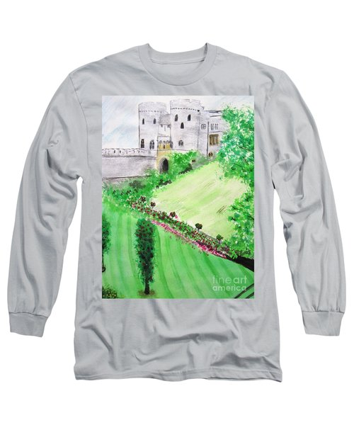 Windsor Castle Long Sleeve T-Shirt