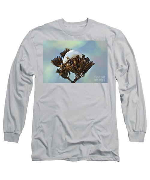 Winter Agave Bloom Long Sleeve T-Shirt