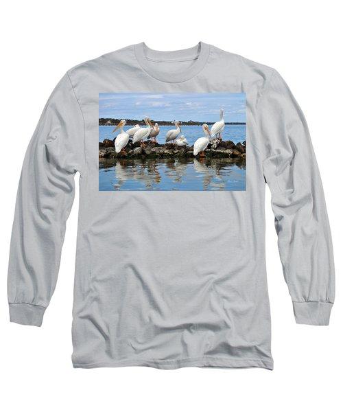 Winter Bliss  Long Sleeve T-Shirt