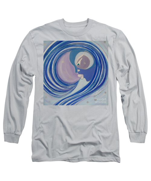 Winter Breath Long Sleeve T-Shirt