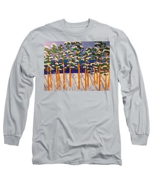Winter Valley Long Sleeve T-Shirt