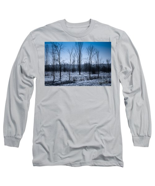 Long Sleeve T-Shirt featuring the photograph Winter Wonderland by Bianca Nadeau