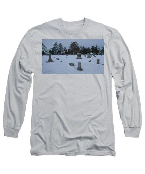 Winters Rest Long Sleeve T-Shirt