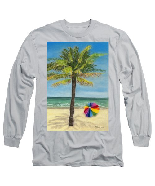 Wish I Was There Long Sleeve T-Shirt