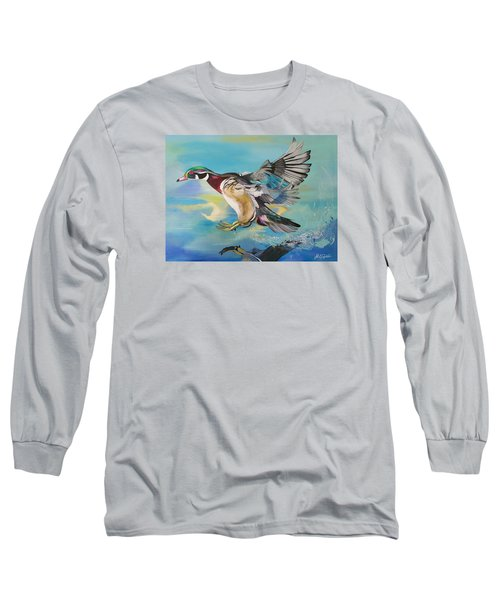 Wood Flight Long Sleeve T-Shirt