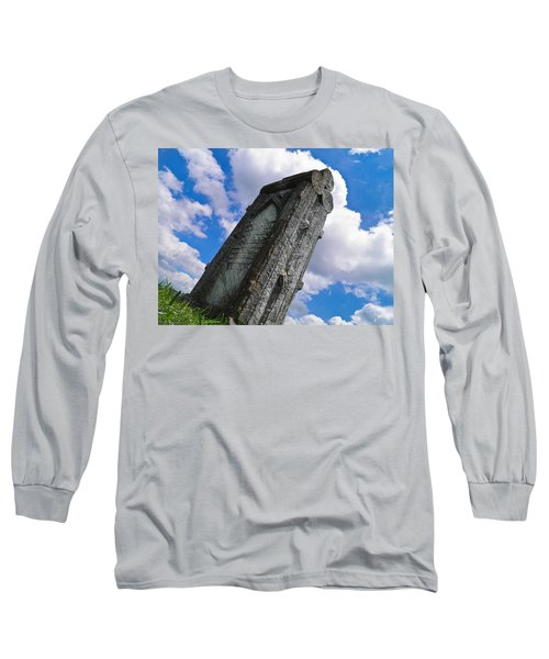 Woodstone Long Sleeve T-Shirt by Nick Kirby