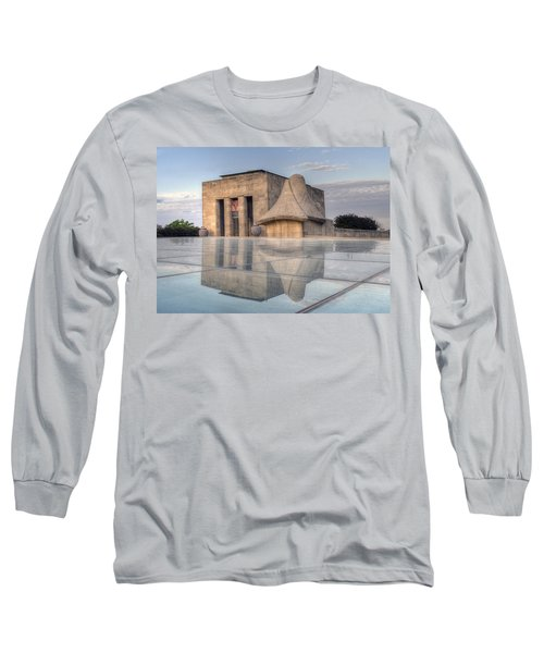 Wwi Museum  Long Sleeve T-Shirt