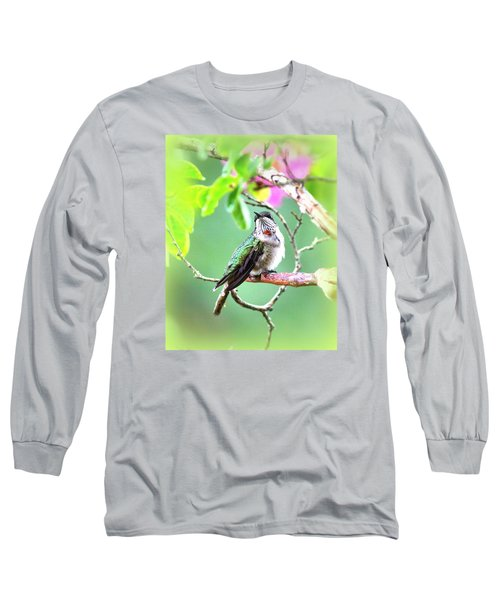 Young Ruby - 6761- 8x10 Long Sleeve T-Shirt by Travis Truelove