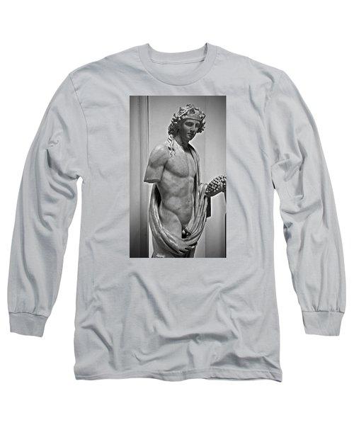 Youthful Dionysus Long Sleeve T-Shirt