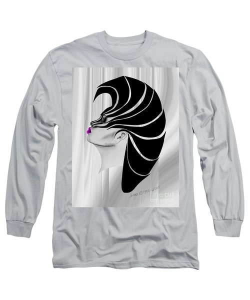 Zebra Punk Long Sleeve T-Shirt