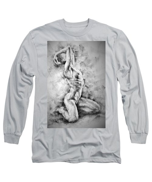 Erotic Sketchbook Page 3 Long Sleeve T-Shirt