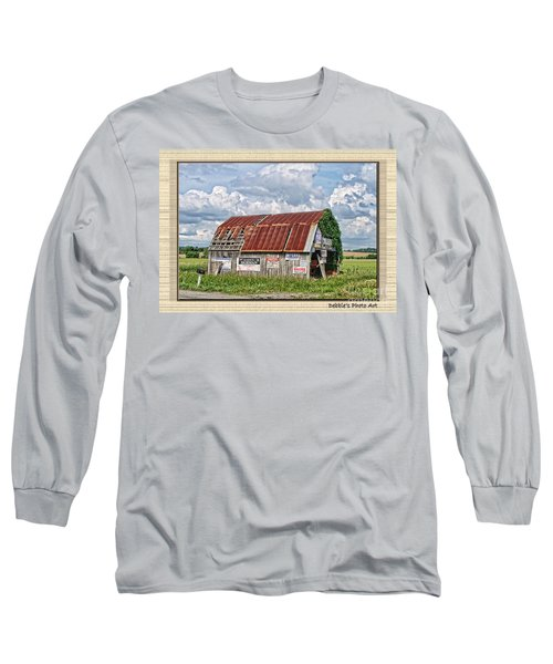 Long Sleeve T-Shirt featuring the photograph Vote For Me I by Debbie Portwood