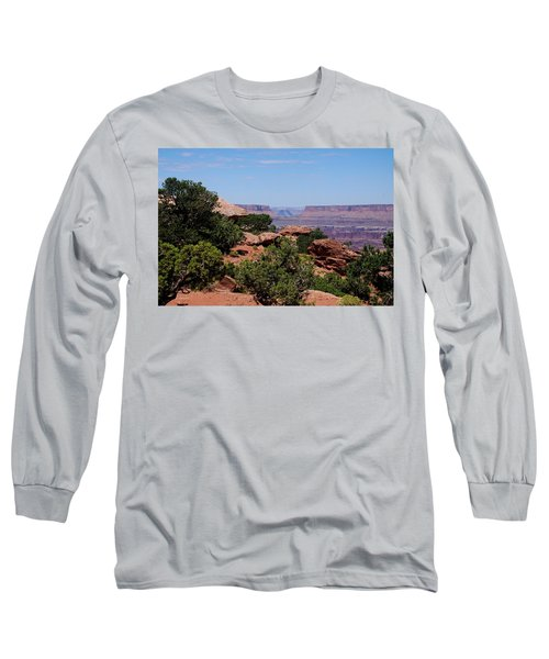 By The Canyon Long Sleeve T-Shirt