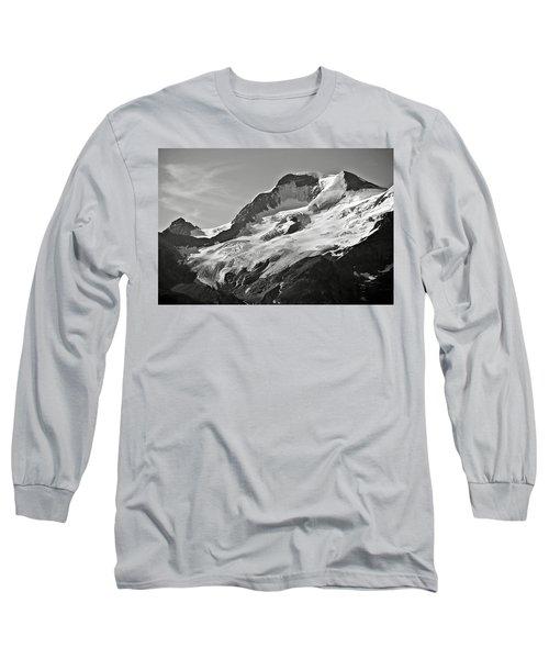 A Glacier In Jasper National Park Long Sleeve T-Shirt