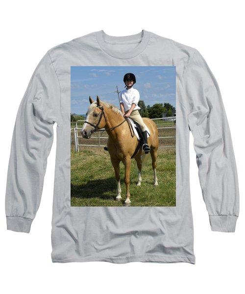 A New Adventure Long Sleeve T-Shirt