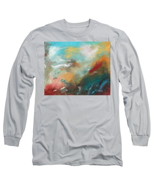 Abstract No 1 Long Sleeve T-Shirt