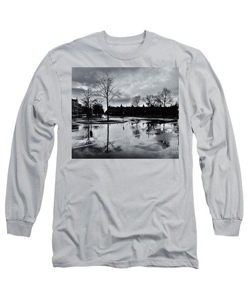 Den Haag After The Rain Long Sleeve T-Shirt